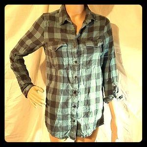Japna plaid shirt